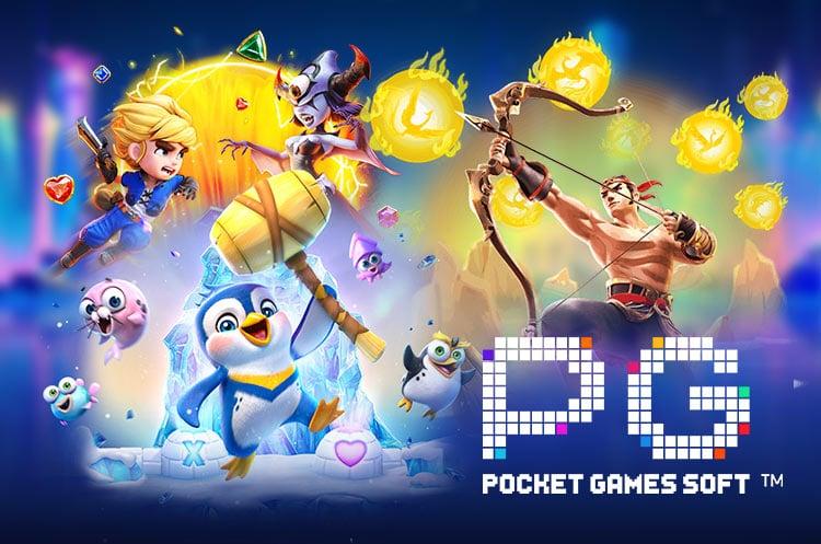 PG Pocket Games Soft