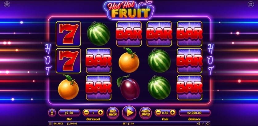 Slot Joker เกม Hot Fruits