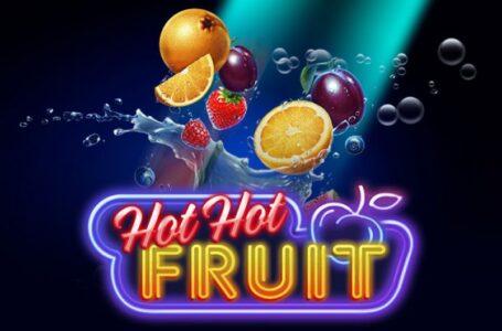 รีวิวเกมสล็อต Joker เกม HOT FRUITS ผลไม้หลากสี